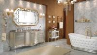Lüks Banyo Dekorasyonu