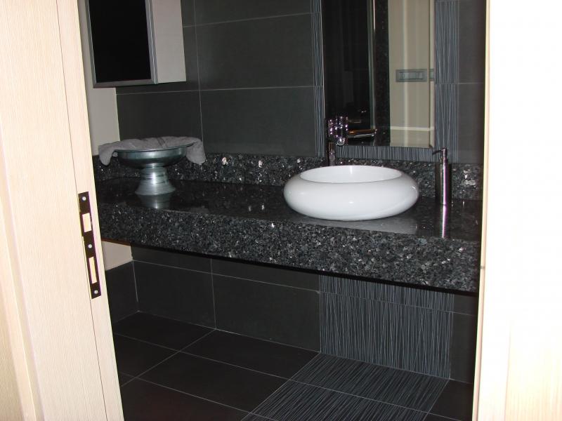 siyah granit hilton lavabo modeli by mesude. Black Bedroom Furniture Sets. Home Design Ideas