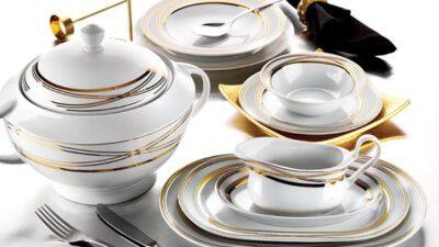 Kütahya porselen yemek takımları