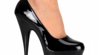 Mango topuklu ayakkabılar