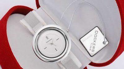 Bayan beyaz saat modelleri