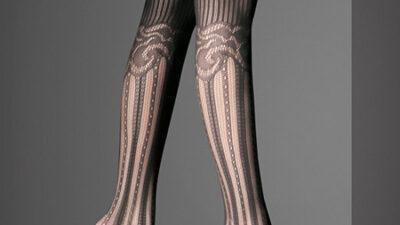 Diz altı çorap modelleri