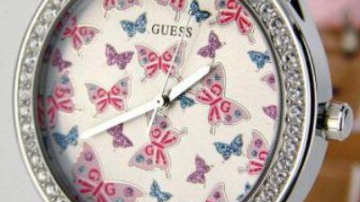 Guess bayan saatleri