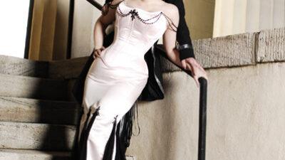 Ghothic Elbise modelleri