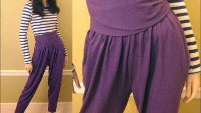 Harem pantolonlar