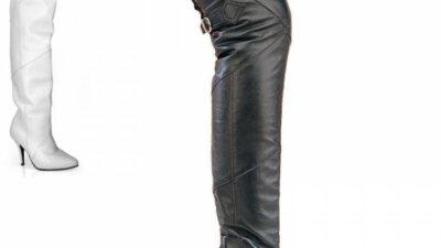 Diz üstü çizme modelleri 2011 model