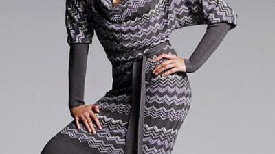 Kışlık Elbise modelleri 2012