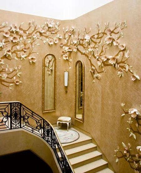 Duvar Süsleri Örnekleri, En Yeni Moda Duvar Süsleri, Ev