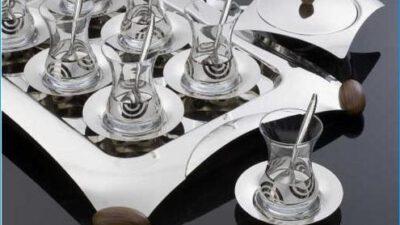 Çay Tepsisi Modelleri