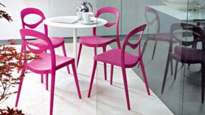 Dekoratif Masa ve Sandalye Modelleri