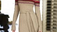 Kışlık Elbise Modelleri 2011-2012