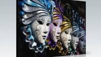 Dekoratif Canvas Tablolar