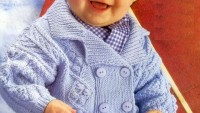 Erkek Bebek Hırka Modelleri