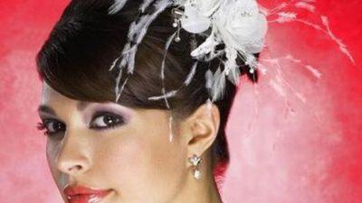 Gelin Saç Modelleri Topuz