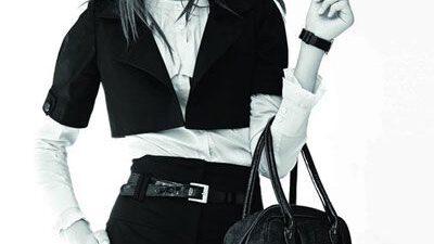 İş Kadını Giyim Modası