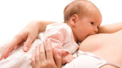 Bebek ilk memeyi ne zaman alır?