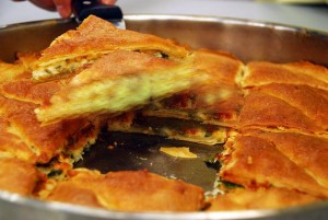 Peynirli Sultan Böreği Tarifi
