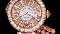 Tasarım Pırlanta Saat Modelleri