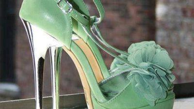 Yeni Sezon Burnu Açık Ayakkabı Modelleri