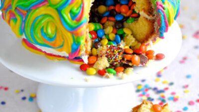 Ev Yapımı Pastalar ve Süslemeleri