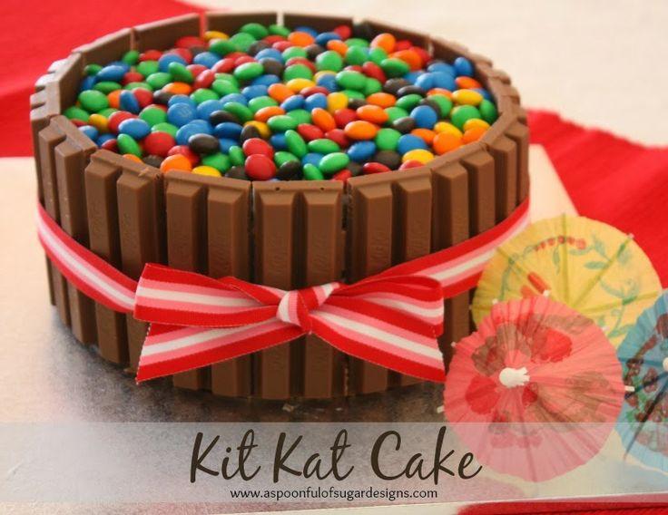 Mixed Chocolate Bag With Kit Kats