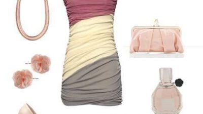 Kısa Elbise Kombin Modelleri