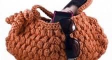 Örgü çanta modelleri
