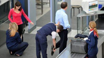 Havaalanlarındaki vücut tarama cihazları gebeler için güvenli mi?