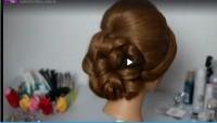 Uzun Saçlar İçin Gelin Saçı Nasıl Yapılır