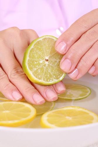 güzellik için limon
