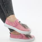 püsküllü pembe bayan spor ayakkabısı 2016 trend